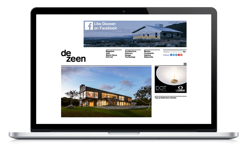 dezeen strategic design consultancy